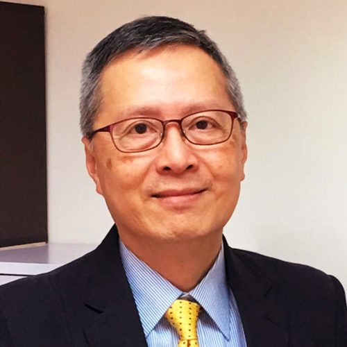 Dr William Tong